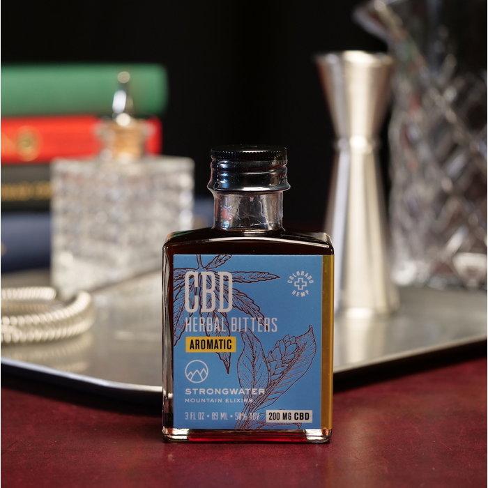CBD Aromatic Bitters, 3oz