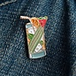 Pimm's Cup Pin