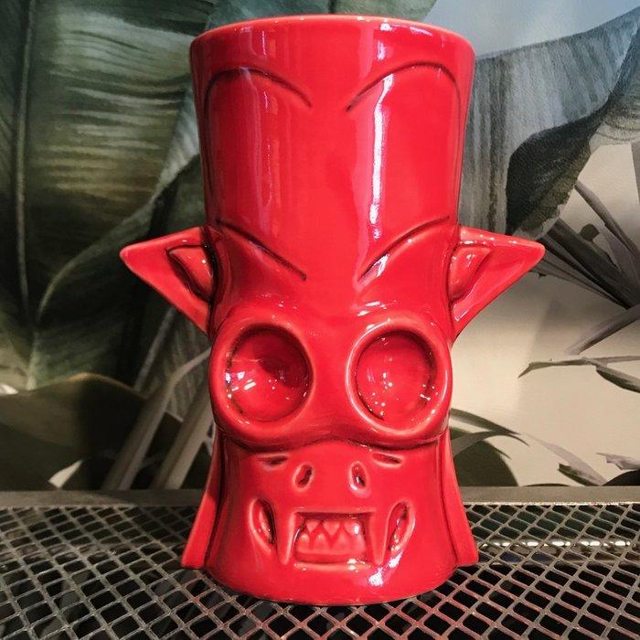 Vampire Tiki Mug, 16oz