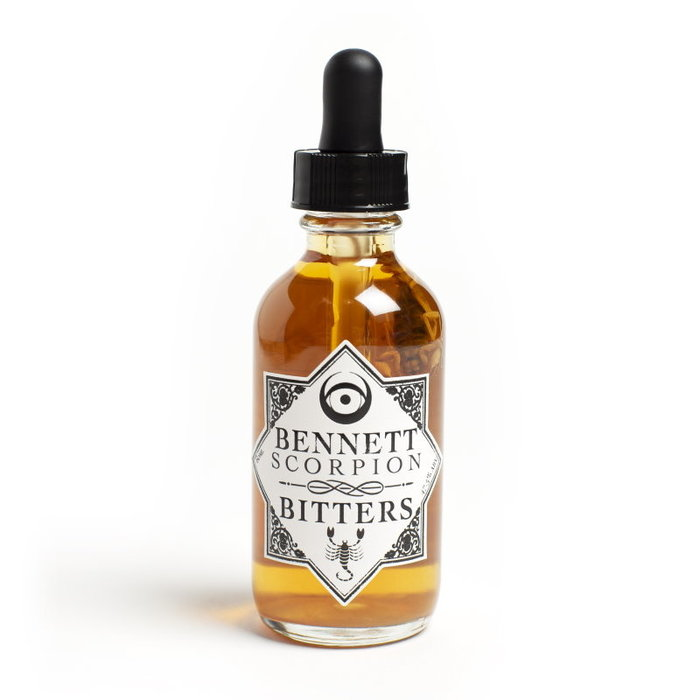 Bennett Bitters' Scorpion Bitters