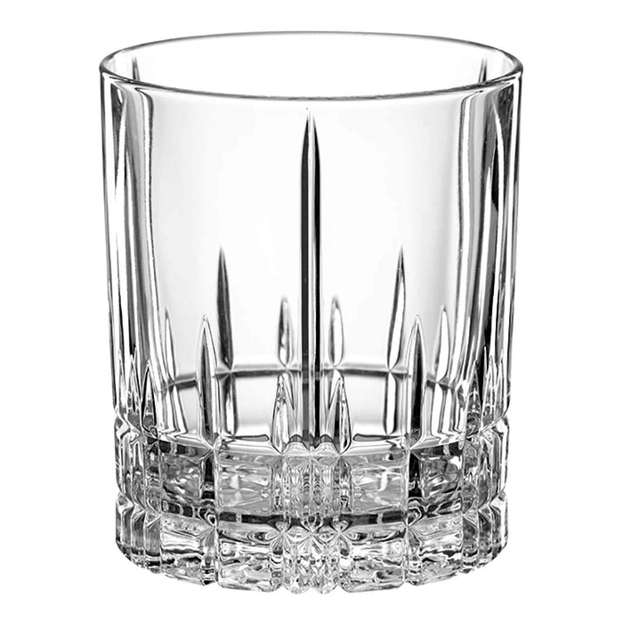 Cut Crystal D.O.F. Glass, 12.5oz