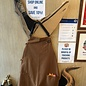 Three Pocket Apron - Cornhusk/Charcoal