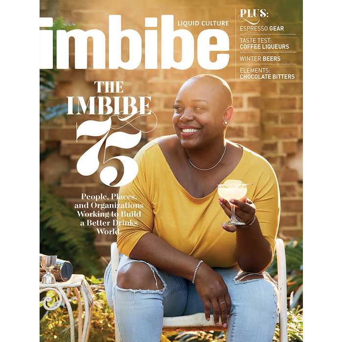 Imbibe Magazine - January/February 2021