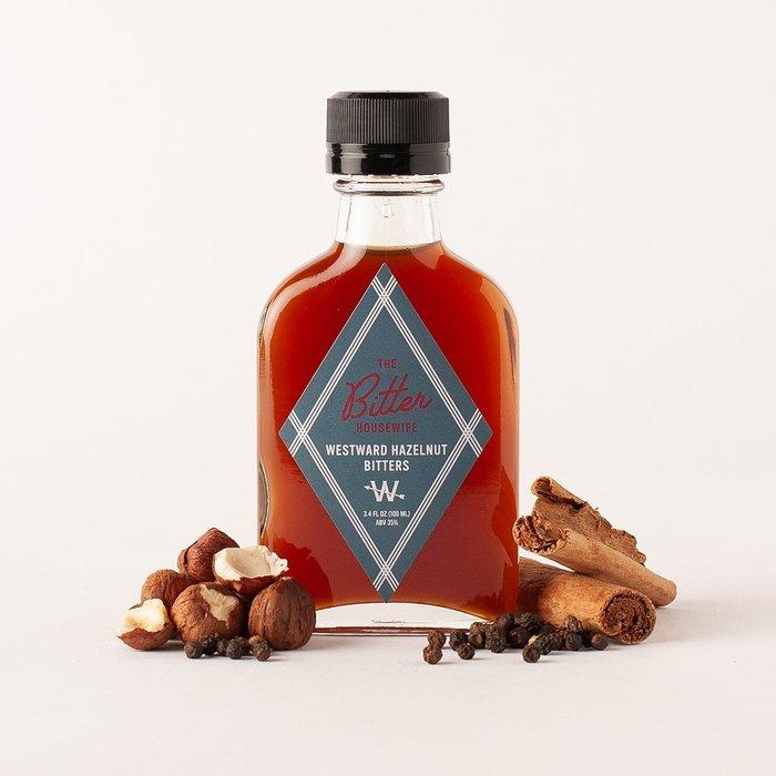 Westward Hazelnut Bitters, 100ml.