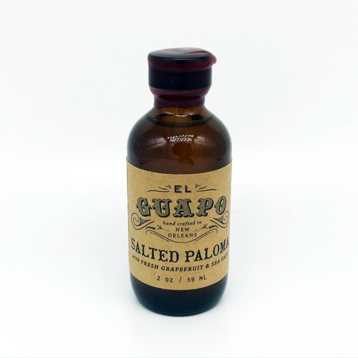 El Guapo Mini Drink Mixer - Salted Paloma, 2oz