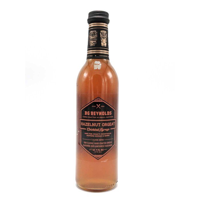 B.G. Reynolds Hazelnut Orgeat,  375 ml