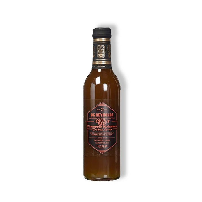 B.G. Reynolds Pineapple Molasses Syrup, 375 ml