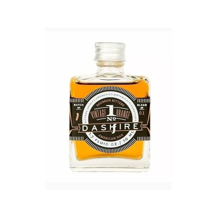 Dashfire Vintage Orange Bitters, 50ml (1.7oz)