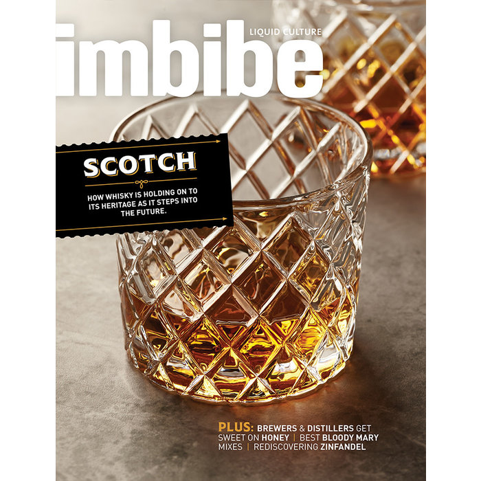 Imbibe Magazine - March/April 2021