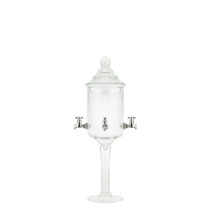 Glass Absinthe Fountain, 4 Spout