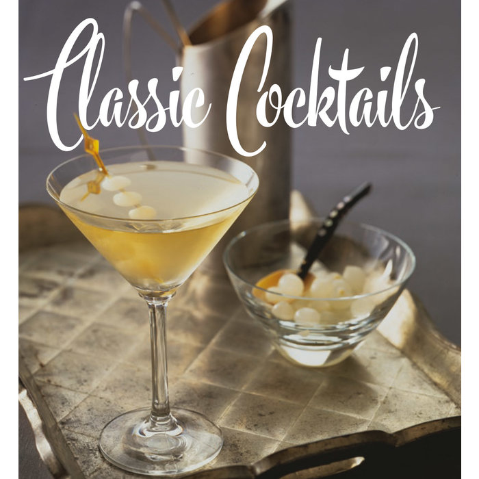 Classic Cocktails by Brian Hoefling