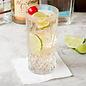 Heavy Sham Highball Glass, Pineapple Design, 12 oz.