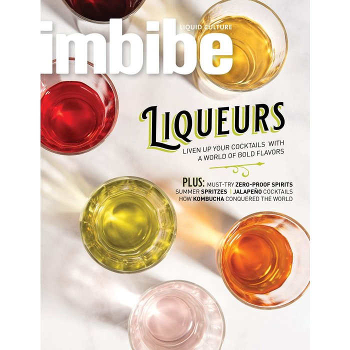 Imbibe Magazine - May/June 2021