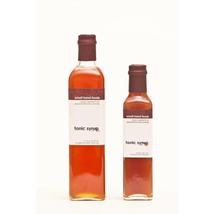 Small Hand Foods Tonic Syrup, 8.5oz