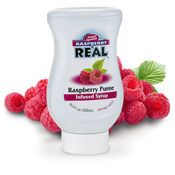 Raspberry Reàl Raspberry Puree, 16.9oz/500ml