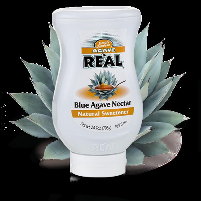 Reàl Blue Agave Nectar, 16.9oz