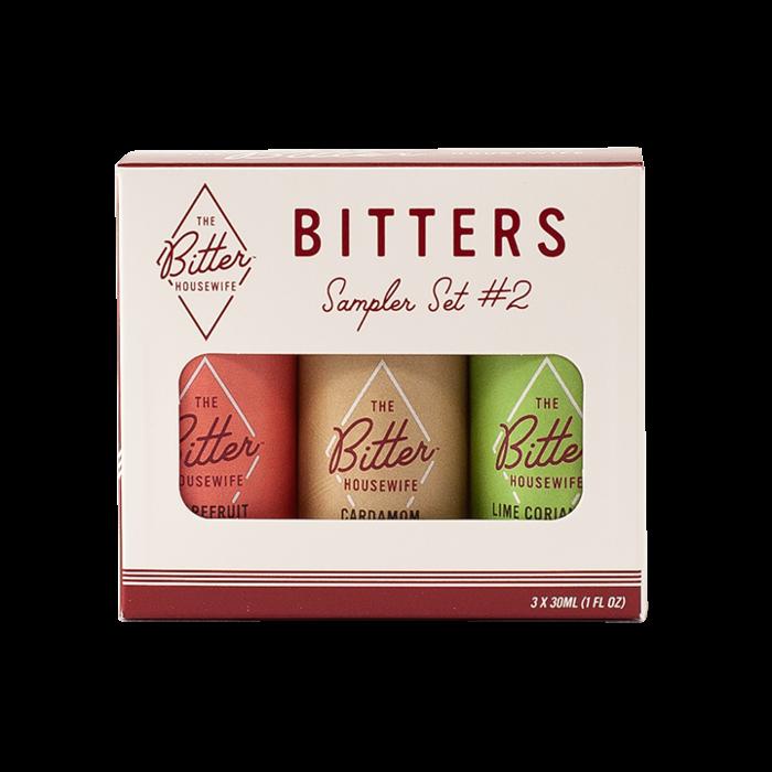 Bitters Sampler Set #2, 3x 1oz bottles