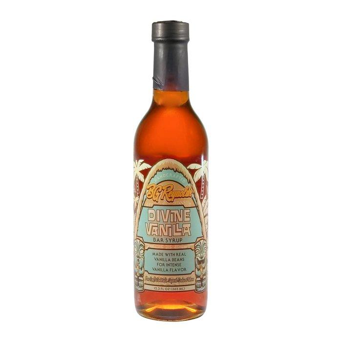 B.G. Reynolds Vanilla Syrup, 375ml