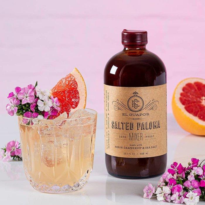 Mini Drink Mixer - Salted Paloma, 2oz