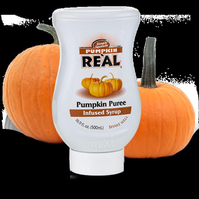Piña Reàl Pumpkin Puree, 16.9oz/500ml