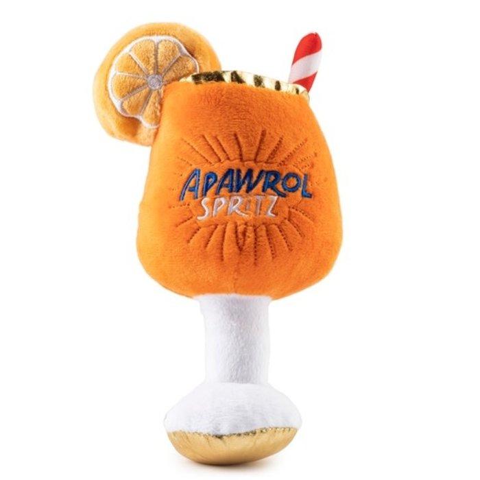 Apawrol Spritz, Plush Dog Toy