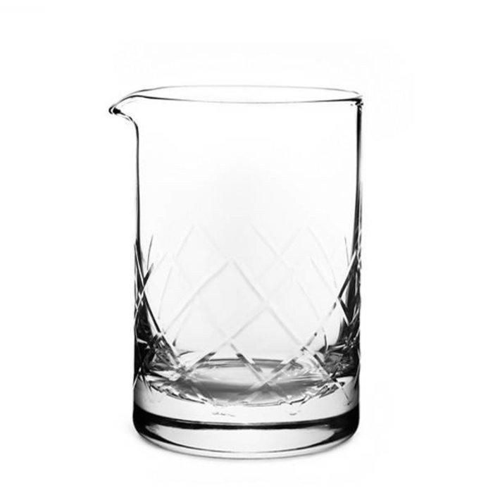 Cocktail Kingdom Seamless Yarai Mixing Glass, 550ml (17oz)