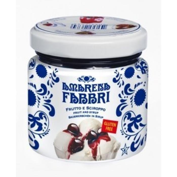 Fabbri Amarena Cherries, 4 oz. jar