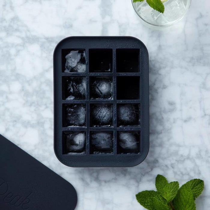 Peak Ice Works Everyday Ice Cube Tray - Charcoal