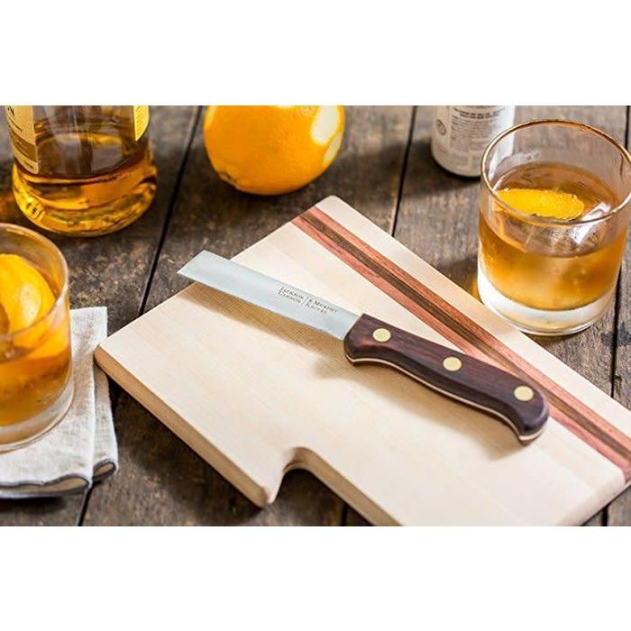 Jackson Cannon Bar Knife & Murphy Travel Board Set