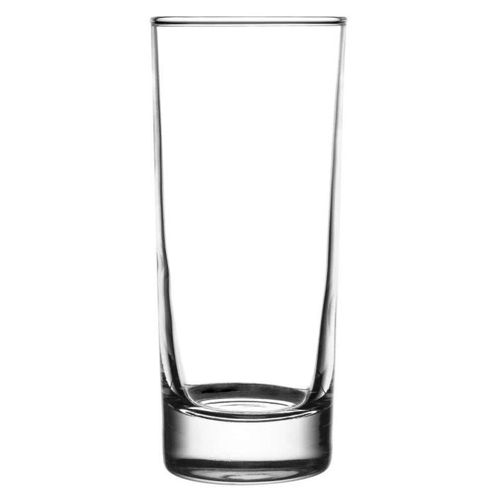 Heavy Sham Highball Glass