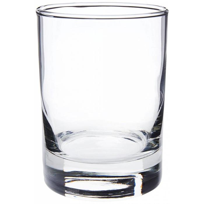 Heavy Sham D.O.F. Glass, 10.5oz.