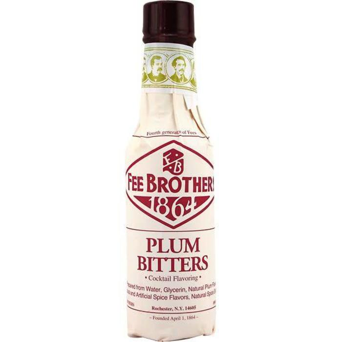 Fee Brothers Plum Bitters, 5 oz.