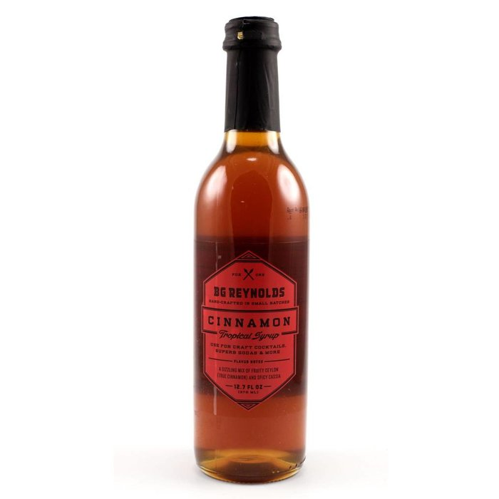 Cinnamon Syrup