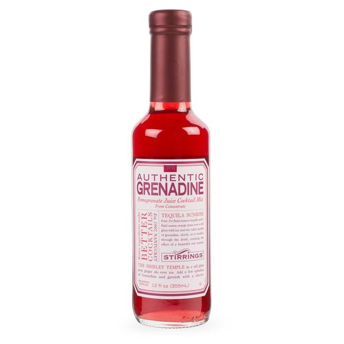 Stirrings Grenadine, 12 oz.