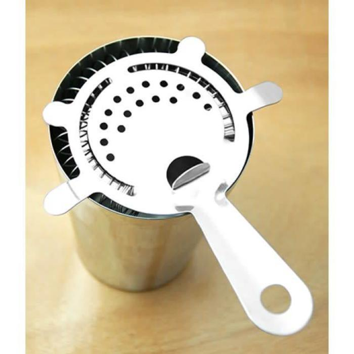 4 Prong Hawthorne Cocktail Strainer