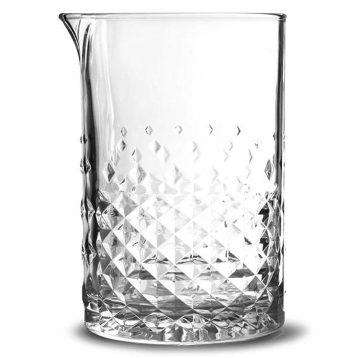 Carats Mixing Glass, 25oz / 750ml