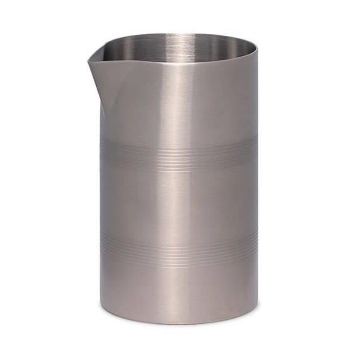 Cocktail Kingdom Mixtin Stirring Tin, 625ml, Brushed Stainless