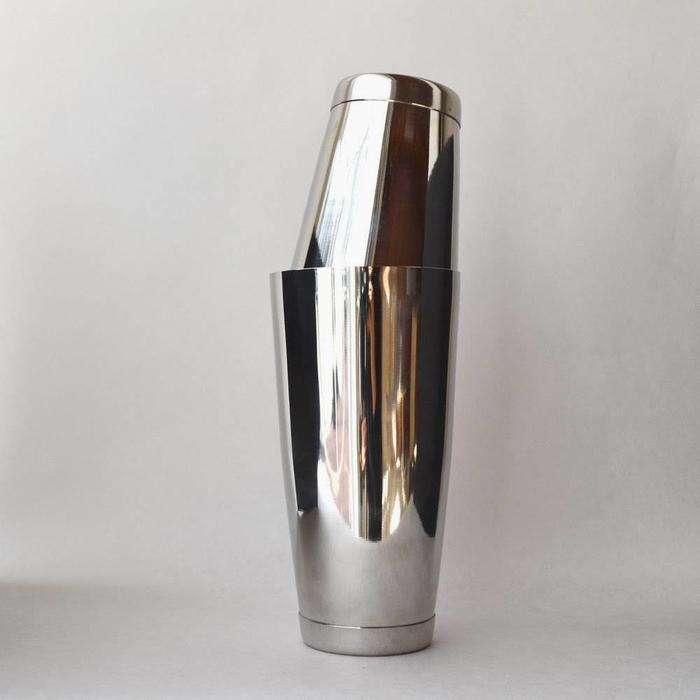 Tin on Tin Boston Shaker, Weighted 18oz & 28oz