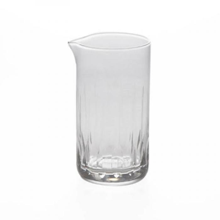 Paddle Mixing Glass, Hand Cut 25oz / 740ml