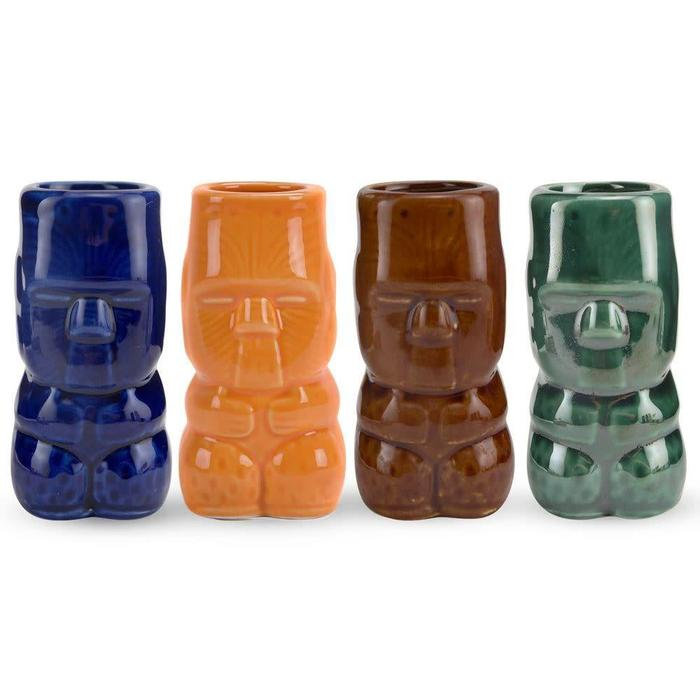 Tiki Shot Glass, 2 oz.