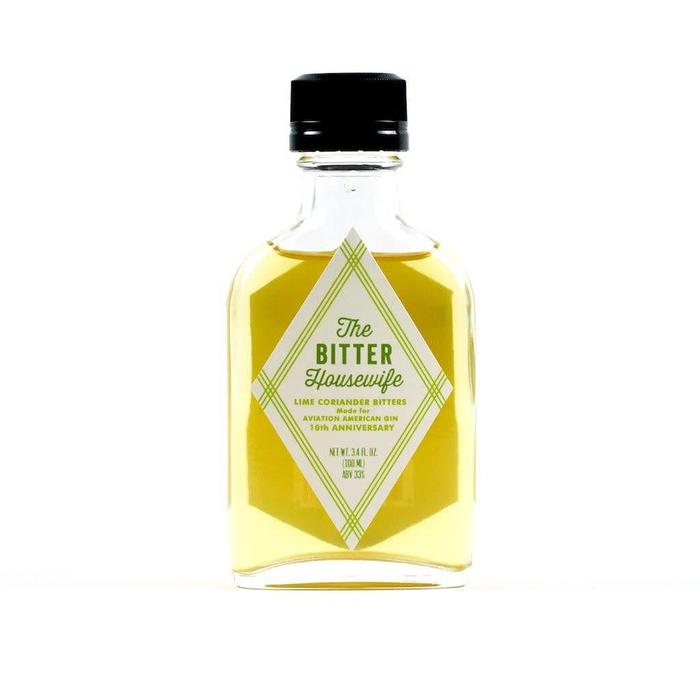 Lime & Coriander Bitters, 100ml.