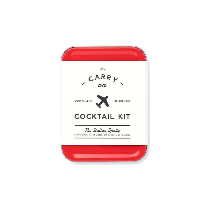 The Carry on Cocktail Kit -  The Italian Spritz