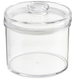 Small acrylic cookie jar