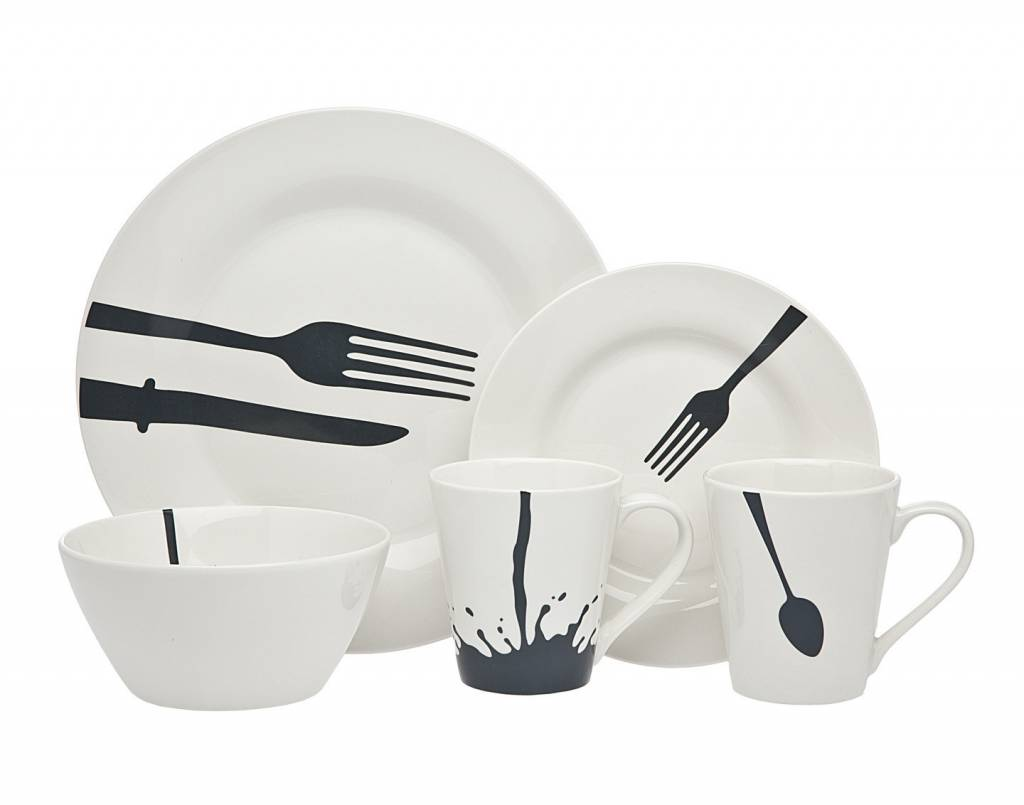 Acme 16 pc Dinnerware Set