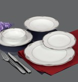 Sophia 20 Pc Dinnerware Set