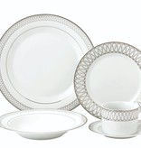Ribbon 20 Pc Dinnerware Set