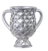 Diamond Silver Washing Cup
