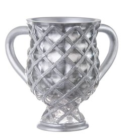 Diamond Silver Washing Cup