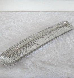 20 x 4.5 Silver Tray