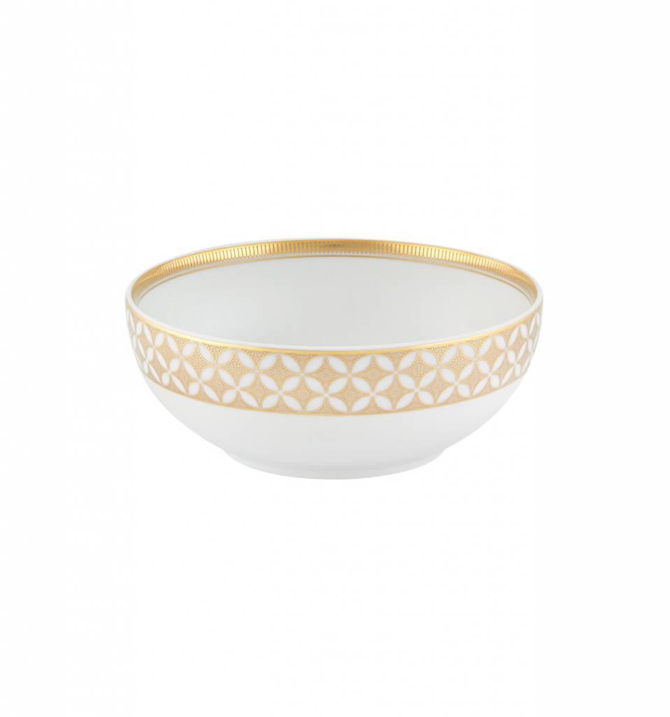 Vista Alegre Gold Exotic Cereal Bowl